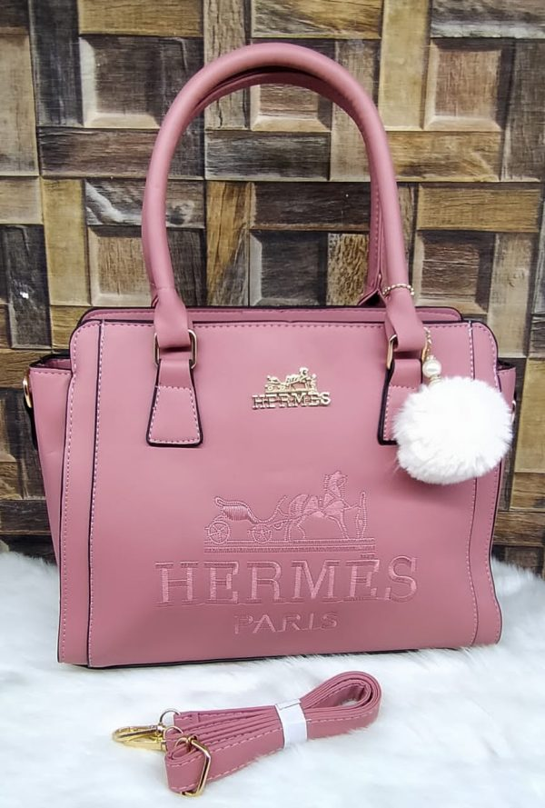 pink SHOULDER AND CROSS BODY BAG FOR WOMEN'S