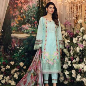 Camellia from Sablev Luxury Lawn